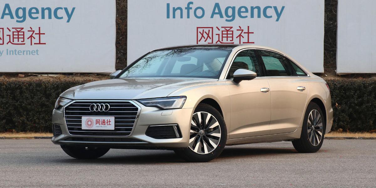 奥迪A6L天津永濠奥达店现车享优惠5万元