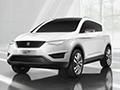 西雅特首款SUV明年上市 与途观共线生产