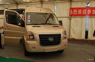 黄海瑞途陕西上市 专注欧系多功能商用车