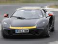 迈凯伦入门超跑明年产 推轿跑敞篷和GT版