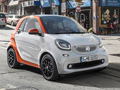 smart计划推出新跑车 放弃量产敞篷版本