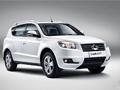 吉利全新SUV代号CX11 将与沃尔沃共线产