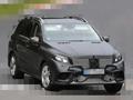 奔驰新款ML换装9速 明年发布-将更名GLE