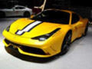 法拉利推新超级跑车 百公里加速仅为3秒