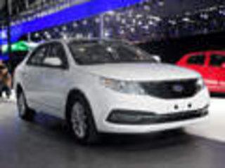 吉利新远景首推3款车型 增搭1.3T发动机