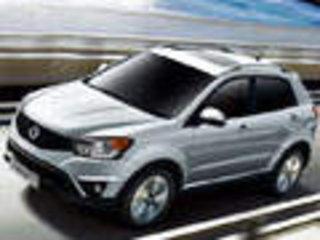 双龙紧凑SUV将换标 增搭2.0T引擎(多图)