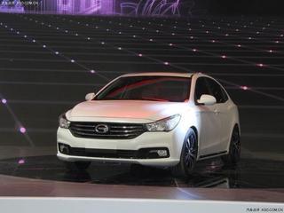 传祺GA3最高现金优惠1.5万元 现车在售