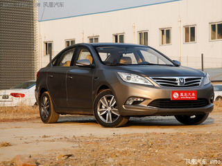 新款长安逸动1.6L车型上市 7.49万元起-逸动各地行情 逸动降价 逸动优高清图片