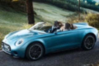MINI敞篷电动跑车将量产 推三款衍生车