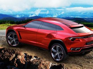 兰博基尼进军SUV市场 新车2018年上市