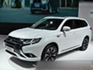 三菱发布插电混动版欧蓝德 本月正式上市