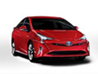 丰田全新普锐斯 安全配置升级/油耗降低