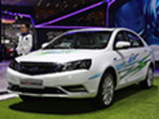 吉利下周将发布全新战略 发力新能源车