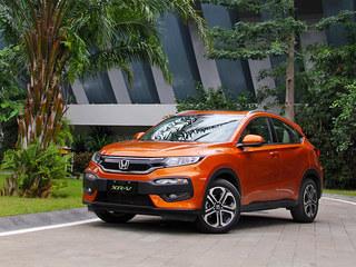 郑州东风本田XR-V现车销售 12.78万元起