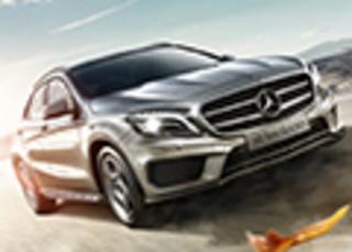 """奔驰国产GLA推新版 增多项""""实用""""配置"""