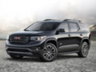 GMC全新SUV-今年春季问世 搭小排量引擎