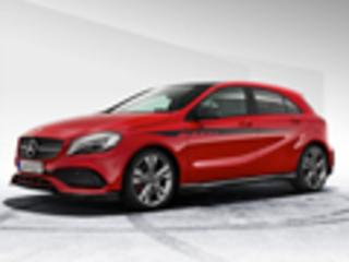 奔驰A级轿车-将搭载AMG套件 竞争奥迪A3