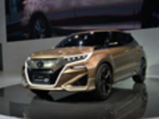 东风本田将推全新中型SUV 有望年内上市