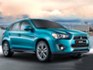 广汽三菱7座 小型 SUV将上市 售价下调高清图片
