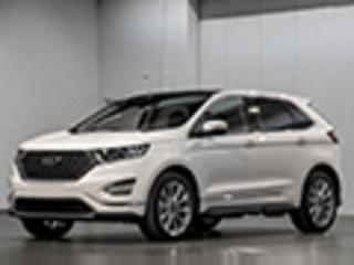 福特推出新中型SUV 将定位高端市场(图)