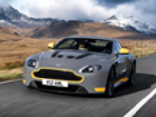 阿斯顿马丁-推高性能跑车 搭手动变速箱