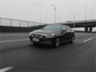 品质保证做前提 试广汽传祺旗舰轿车GA8