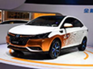 纳智捷全新轿车-9月上市 后续推电动版