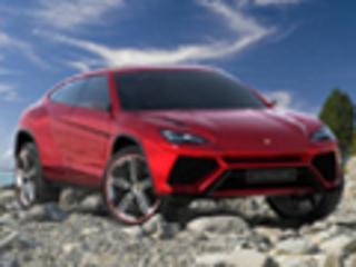 兰博基尼-SUV将投产 同步引入中国市场