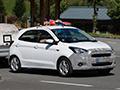 福特新微型车轴距有望增加