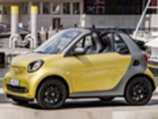 """smart敞篷车搭""""小排量""""引擎 7月6日上市"""
