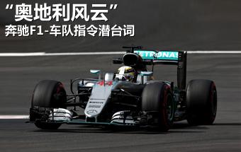"""""""奥地利风云"""" 奔驰F1-车队指令潜台词"""