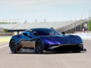 阿斯顿马丁推出-全新超跑 搭7.0升发动机