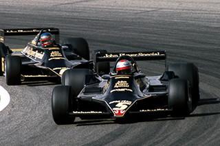 F1方程式历史-科技突发猛进
