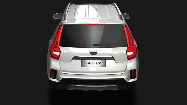 """9万元),作为这款车的外观设计团队,我们很高兴车迷朋友们对它全新造型的喜爱。由吉利GX7到远景SUV,设计中期改款车型总是最难的,今天我们聊聊当时设计它的初衷。  SUV在中国市场愈发火爆,其中又以十万元级紧凑SUV更为热销。七月国内SUV销量前五名中有三款国产SUV(这三位也暂列SUV年销榜三甲),三款车恰巧尺寸、价格与吉利远景SUV相仿,想要扳倒""""三座大山""""十分困难。前期论证阶段我们也对这三款车型的外观设计做了专门研究,再根据从博瑞开始的吉利家族式设计特点,确认了远景SUV的外"""