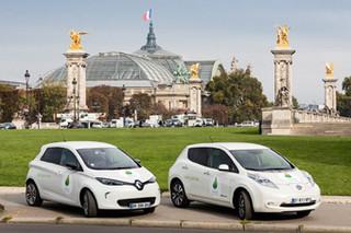 雷诺日产电动汽车热卖 累计销量达35万台