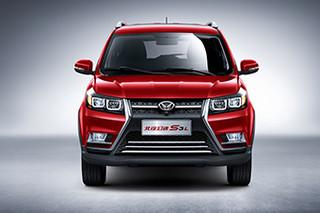 全系标配ESP的SUV 北汽幻速S3L售6.68万起