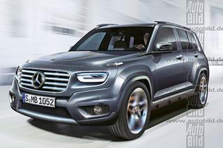 定位高于GLA 奔驰将推出全新紧凑型SUV