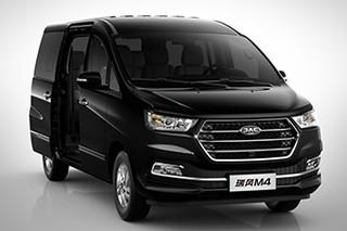 宽敞大7座MPV 江淮瑞风M4预售10.98万起