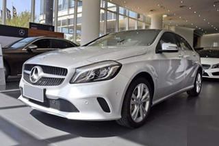 奔驰新款A级正式上市 售价23.6-36.0万元