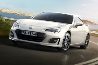 斯巴鲁新款BRZ增新配置 采用全新外观设计