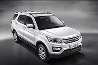 长安首款七座SUV正式上市 售价6.89万起-长安CX20对比评测 长安CX高清图片
