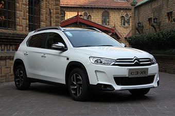 雪铁龙新款C3-XR今日上市 增1.2T发动机-雪铁龙C3 XR对比评测 雪铁高清图片