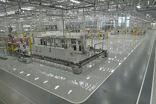一汽-大众长春发动机工厂即将建成 年产90万