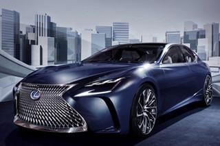 雷克萨斯新一代LS 有望搭载氢燃料电池