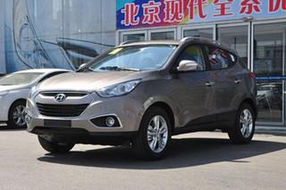 2015款北京现代ix35全系优惠 直降2.8万