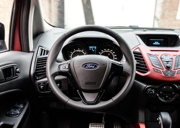 2017款福特翼搏多车优惠 购车直降1万元