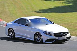 奔驰将推新一代SL级 有望采用四座设计