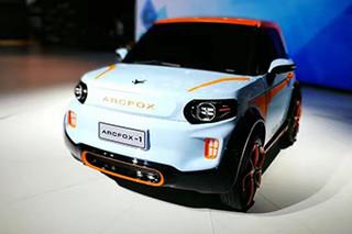 北汽新能源明年目标翻四倍 推5款新车型