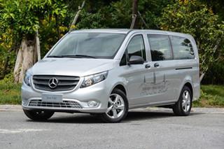 2016款奔驰威霆促销 购车优惠0.02万元