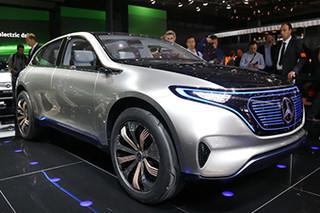 奔驰再迎产品大年 性能车/新能源成重点